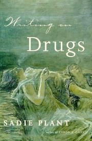 Cover of: Writing on drugs