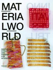 Cover of: Material world | Edwin Van Onna