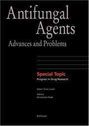Cover of: Antifungal Agents