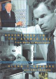 Cover of: Adventures in the atomic age