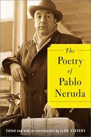 Cover of: The Poetry of Pablo Neruda