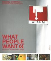 Cover of: What people want by