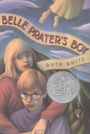 Cover of: Belle Prater's boy | White, Ruth