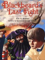 Blackbeard's last fight by Eric A. Kimmel