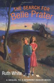 Cover of: The search for Belle Prater