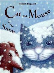 Cover of: Cat and mouse in the snow