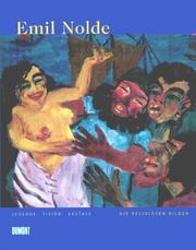 Cover of: Emil Nolde