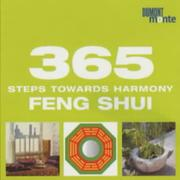 Cover of: 365 Steps Towards Harmony | Dumont Monte