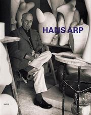 Cover of: Hans Arp
