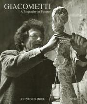 Cover of: Giacometti