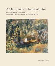 Cover of: Home For The Impressionists: Museum Langmatt Baden, A