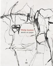 Cover of: Philip Guston Works on Paper