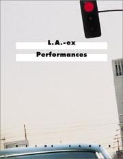 Cover of: L.A.-ex performances