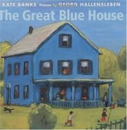 Cover of: The great blue house