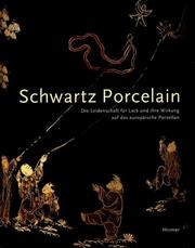 Cover of: Schwartz Porcelain | Monica Kopplin