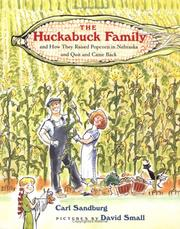 Cover of: The Huckabuck family and how they raised popcorn in Nebraska and quit and came back