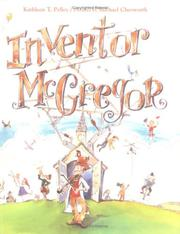 Cover of: Inventor McGregor | Kathleen Pelley