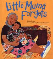Cover of: Little Mamá forgets