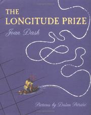 Cover of: The Longitude Prize by Joan Dash