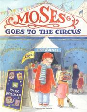 Cover of: Moses goes to the circus