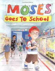 Cover of: Moses goes to school