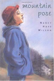 Cover of: Mountain pose | Nancy Hope Wilson