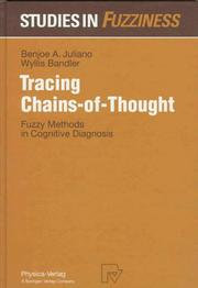Cover of: Tracing chains-of-thought