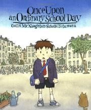 Cover of: Once Upon an Ordinary School Day | Colin McNaughton