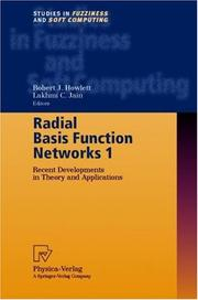 Radial Basis Function Networks 1