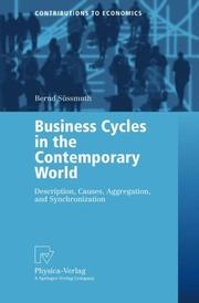 Cover of: Business Cycles in the Contemporary World | Bernd SГјssmuth
