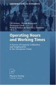 Operating Hours and Working Times by