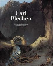 Cover of: Carl Blechen