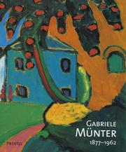 Cover of: Gabriele Münter, 1877-1962