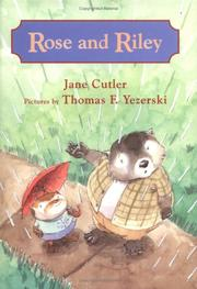 Cover of: Rose and Riley | Jane Cutler