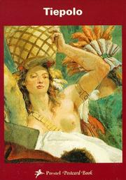Cover of: Tiepolo (Prestel Postcards)
