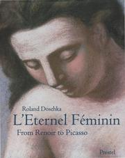 Cover of: eternel féminin | Roland Doschka