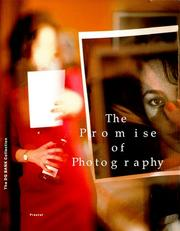 Cover of: The promise of photography