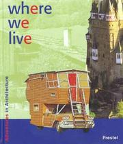 Cover of: Where we live