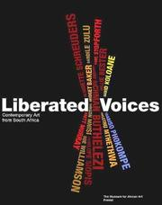 Cover of: Liberated voices
