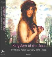 Cover of: Kingdom of the soul |