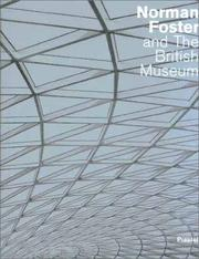 Cover of: Norman Foster and the British Museum