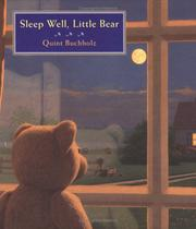 Cover of: Sleep well, Little Bear