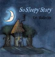 Cover of: SoSleepyStory