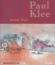 Cover of: Paul Klee | Christian RuМ€melin