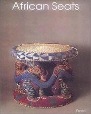 Cover of: African Seats (African, Asian & Oceanic Art) |
