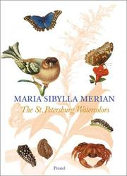 Cover of: Maria Sibylla Merian