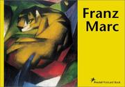 Cover of: Franz Marc (Postcard Book)