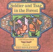 Cover of: Soldier and Tsar in the Forest |