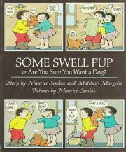 Cover of: Some Swell Pup | Maurice Sendak, Matthew Margolis