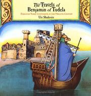 Cover of: The travels of Benjamin of Tudela: through three continents in the twelfth century